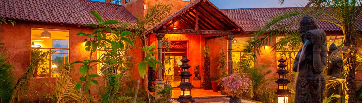 Bamboo Forest Lodge