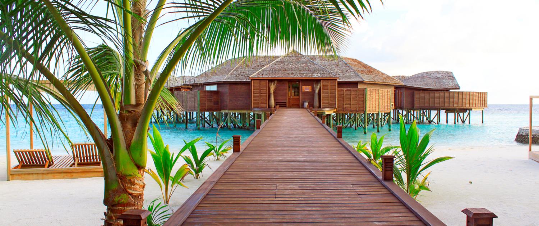 Island Villa in Maldives